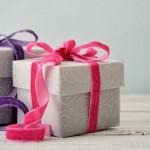 Schenken mit Genuss, Geschenkverpackung inklusive